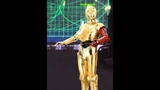 Star Wars Battlefront:C3PO Voice