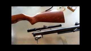 spray on bedliner rifle stock