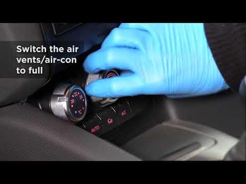 Holts Air Con Car Sanitiser