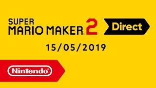 Super Mario Maker 2 Direct - 15.05.2019
