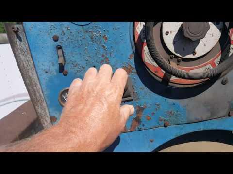 A look at my Hobart G-213 Welder Generator - смотреть онлайн