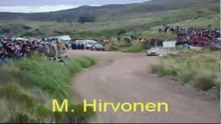 preview picture of video 'Rally Argentina 2012 - La Cumbre'