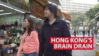 Hong Kong's Brain Drain: The Unhappy Generation | Insight | CNA Insider