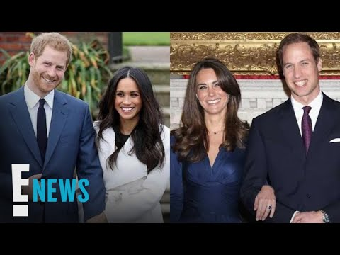 Meghan Markle Attends First Christmas Lunch With Royals | E! News