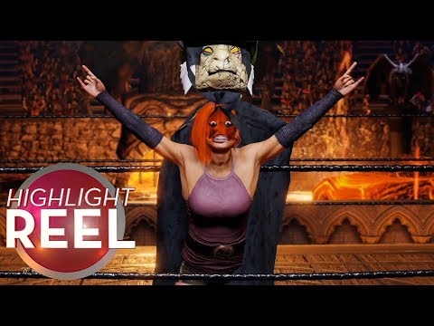 WWE 2K20 Is Glitch Hell