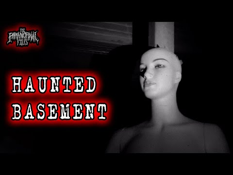 The Paranormal Files' Terrifying Night In El Paso's Haunted Basement