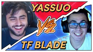 Yassuo vs TF Blade - 1v1s (Irelia, Yasuo, Riven & More)
