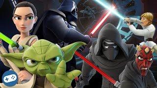 Top 10 Star Wars Disney Infinity Toy Box Fun Videos