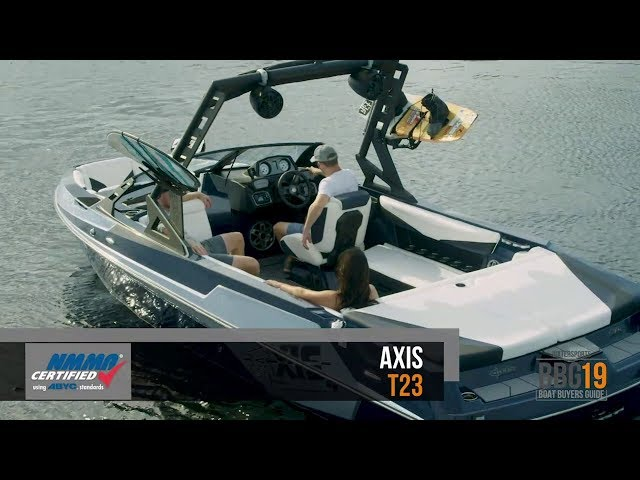 Boat Buyers Guide: 2019 Axis T23