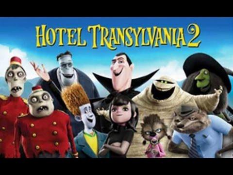 Watch videoLa Tele de ASSIDO - Cine: Gabi y Mónica hablan de Hotel Transylvania 2