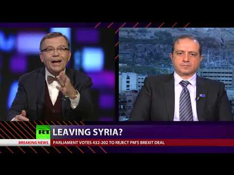 CrossTalk: Leaving Syria?