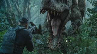5 Clips from JURASSIC WORLD