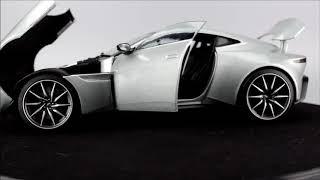 Hot Wheels Elite Aston Martin DB10 Spectre 007