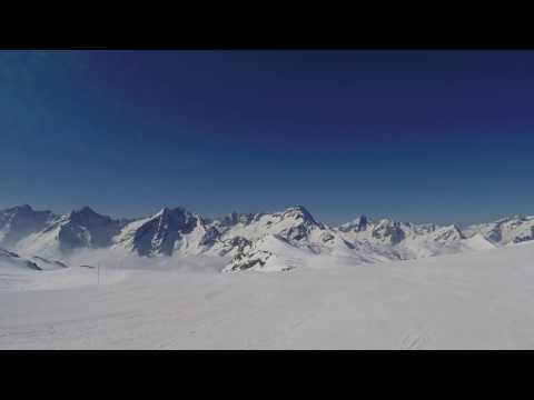 Les Deux Alpes - Top to Bottom 1080 60 F