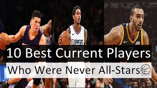 10 Best Current NBA Players Who Never Made the All Star Team