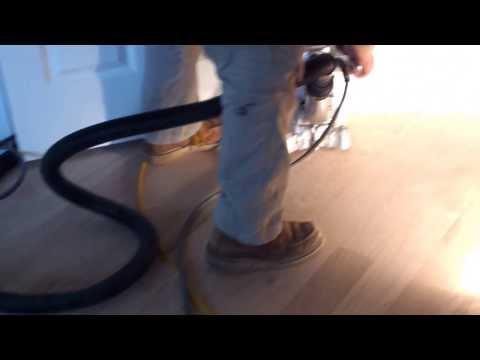 Dustless System - Wood Floor Refinishing