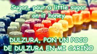 Sugar Sugar - The Archies [Letra en ingles y español]