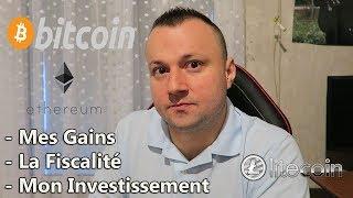 Bitcoin Mon Investissement Mes Gains & La Fiscalité Tout Savoir Pour Eviter Les Pièges