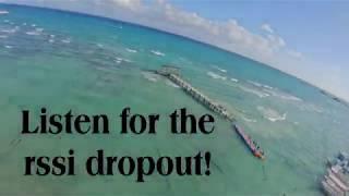 PLAYA DEL CARMEN   LOST MY DRONE & GO PRO IN THE SEA!   Freestyle FPV