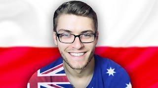 Aussie Guy Tries To Speak Polish | PART 5