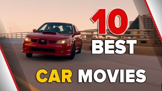 Top 10 Best Car Movies