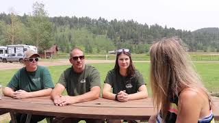 'RVBusiness on the Road' Visits with Aspen Acres Campground