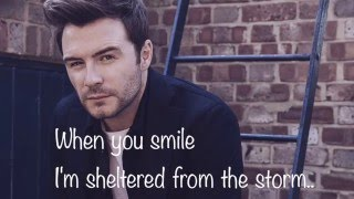 Gambar cover Shane Filan - Effortlessly You (Lyrics)