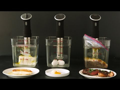 , title : 'A Beginner's Guide to Sous Vide Cooking- Kitchen Conundrums with Thomas Joseph