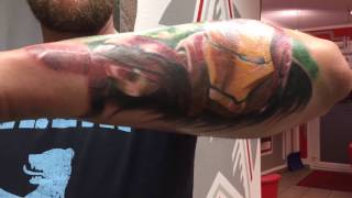 "Tattoo by Paul ""Ironman"""