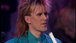 American Bandstand 1985- Interview Howard Jones