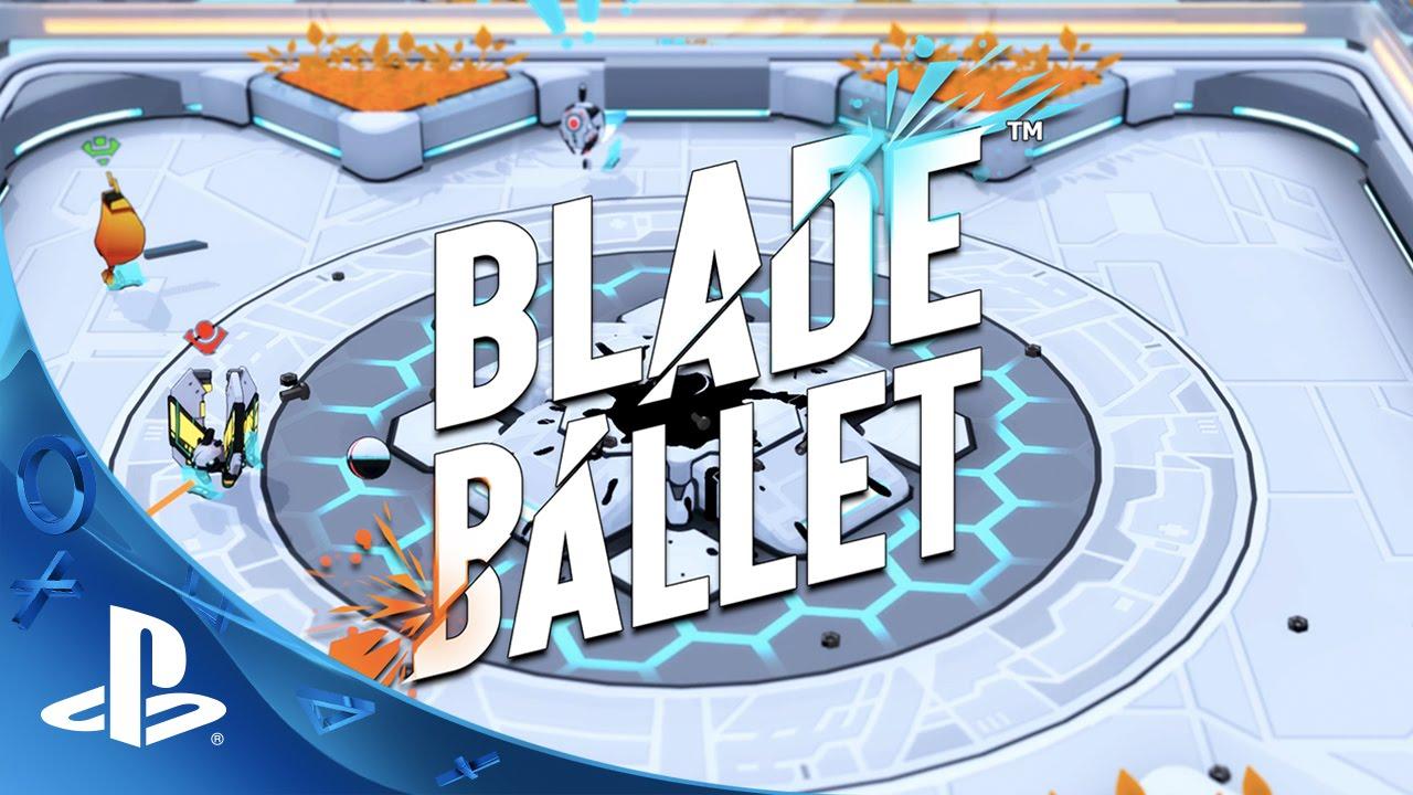 Blade Ballet llega a PS4