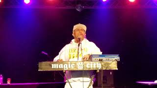 MC Magic   All My Life@Alamo City Music Hall. San Antonio, TX