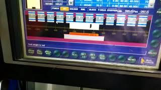 How to operate CNC press brake machine