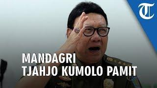 Mendagri Tjahjo Kumolo Pamit, Berikut Buka-bukaan Presiden Jokowi Seputar Calon Menterinya