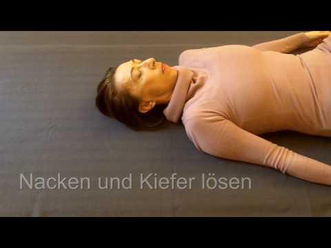 Schmerzen im Nacken nach links Schwindel