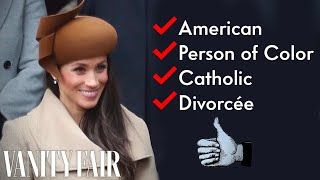 Meghan Markle & Divorce in the Royal Family, Explained | Vanity Fair - Video Youtube
