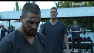 Download Video Arrow 7x01 Prison Fight Scene MP3 3GP MP4