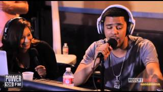J. Cole Speaks On His First Job Ever