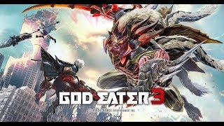 【God Eater 3】【ゴッドイーター3】大鎌・最速攻略 ② (ランク5~ ※一日でクリア出来そうな予感)【PS4】