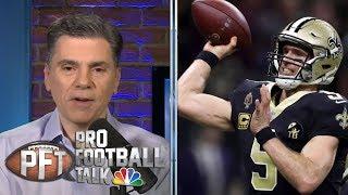 New Orleans Saints' gambles pay off in win v. Philadelphia Eagles | Pro Football Talk | NBC Sports
