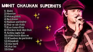 Mohit Chauhan Superhit Songs ❤️ | Jukebox |
