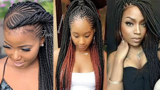 ❤😍 ROLL IT ON!!! Black Braided Hairstyles 2020: Best Braids Hairstyles For Ladies