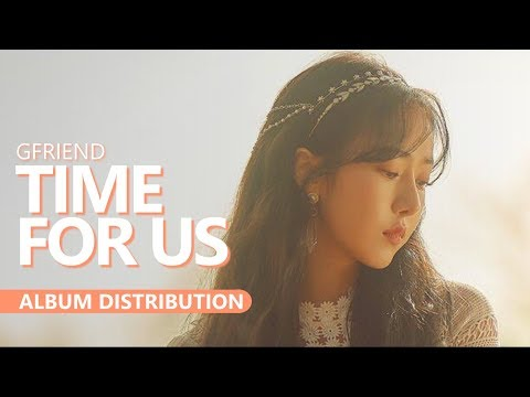 GFRIEND 여자친구 - TIME FOR US | Album Distribution