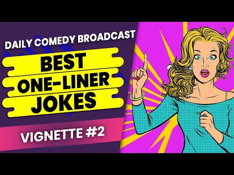 One Liner Jokes | Funny One Liner Jokes | Funny Jokes | Best Jokes | Vignette #2