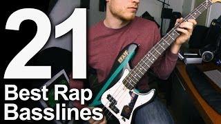 21 Best Rap Basslines