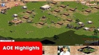 Aoe Highlights, Hồng Anh cầm Assyrian cân bản đồ