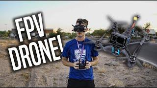 I FLY FPV NOW!   Beginner FPV Drone Pilot