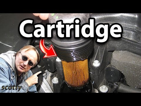 Why it's Dumb to use Cartridge Oil Filters in Your Car