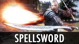 Skyrim Mod: Spellsword