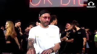 Nic Fanciulli - Live @ Dance or Die Opening Party at Ushuaïa, Ibiza 2019